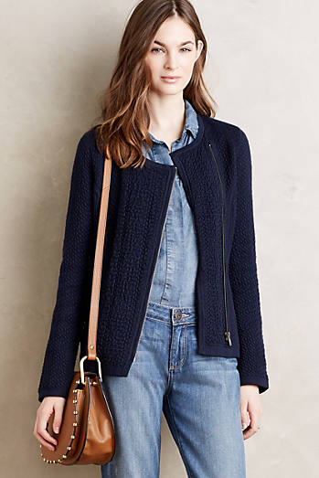 Textured Vero Jacket