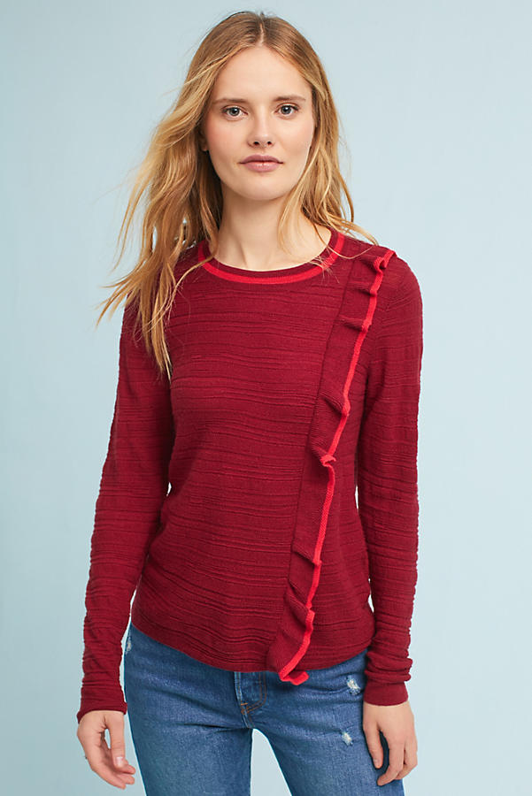 Williston Frill Pullover