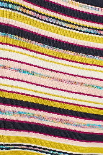 Striped Dolman Pullover