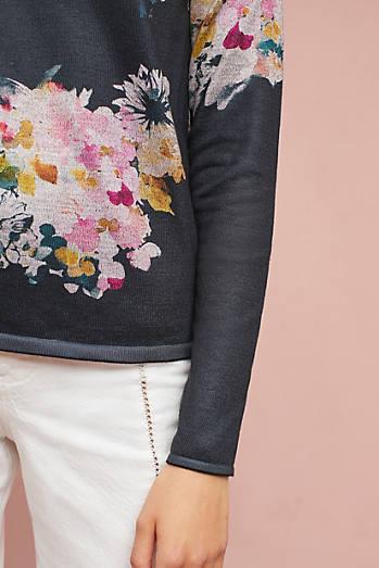 Ramya Floral Pullover