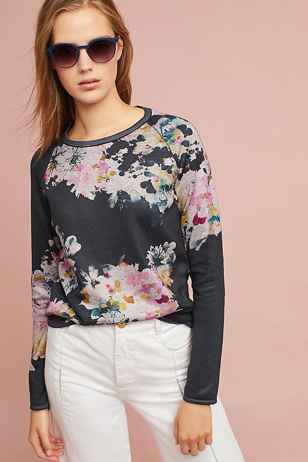 Ramya Floral Pullover