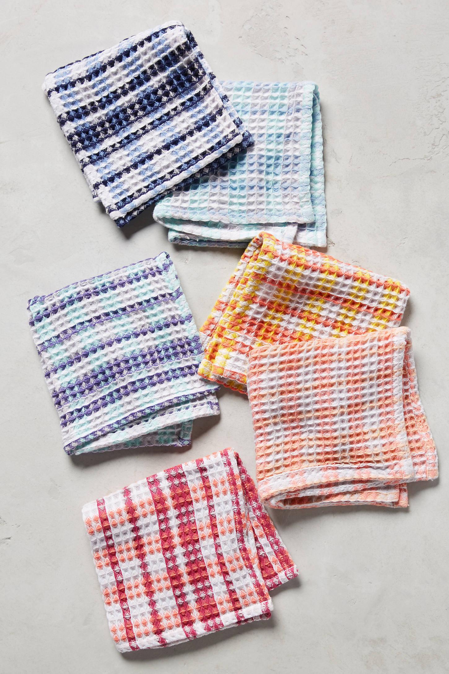 Fleurette Tea Towel Set