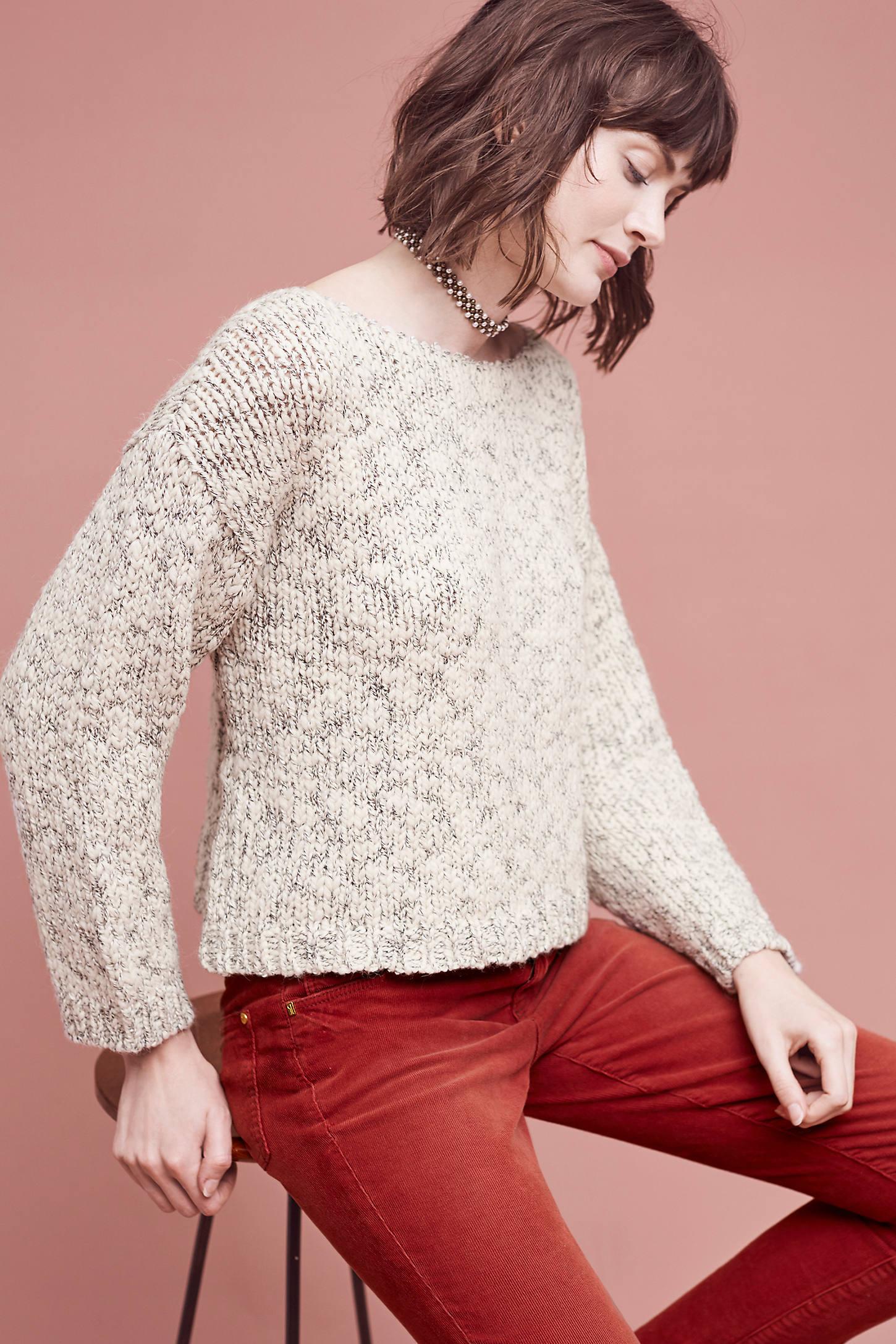 Dolman Knit Pullover