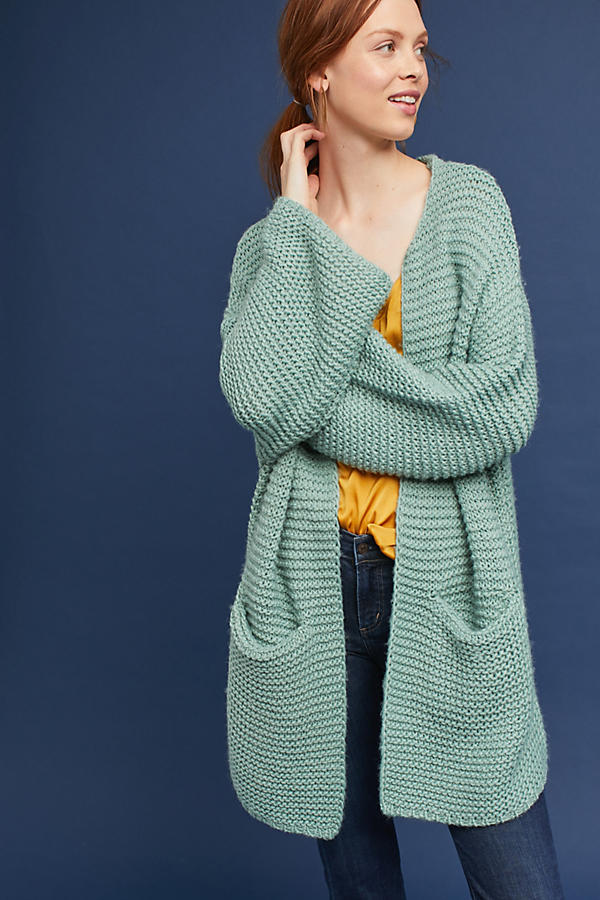 Week's End Oversized Cardigan