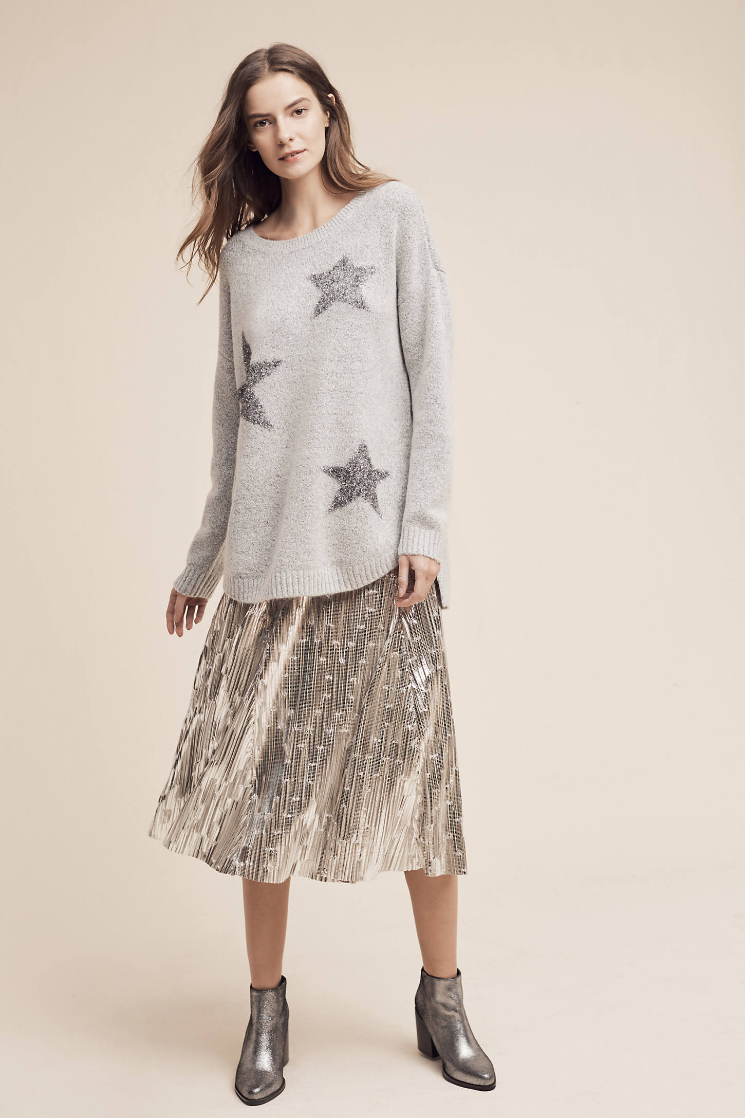 Starland Pullover