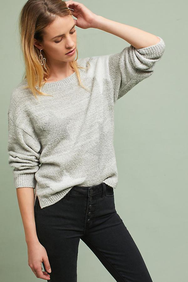 Intarsia Star Sweater