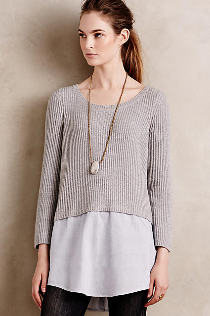 Sale alerts for Anthropologie Cia Pullover - Covvet