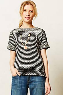 Greta Striped Pullover