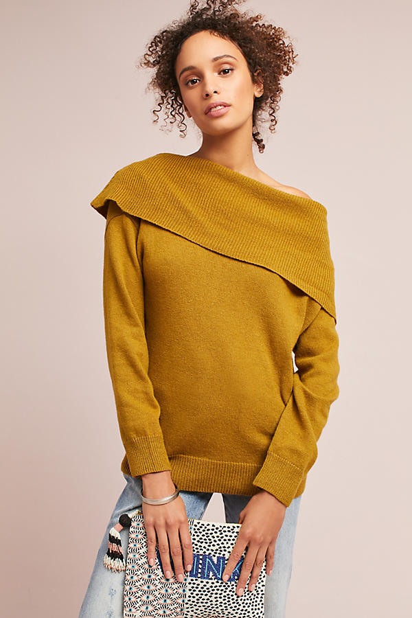 Miles Off-The-Shoulder Sweater