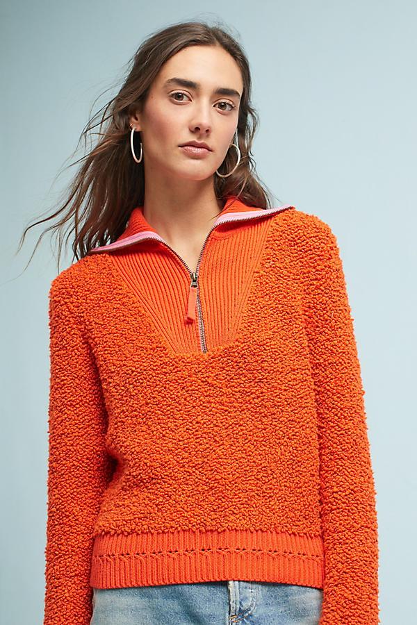 Kiruna Cropped Pullover