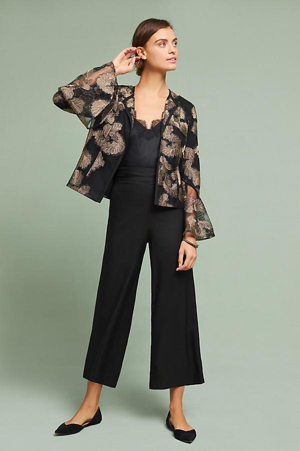 Auria Bell-Sleeve Jacket