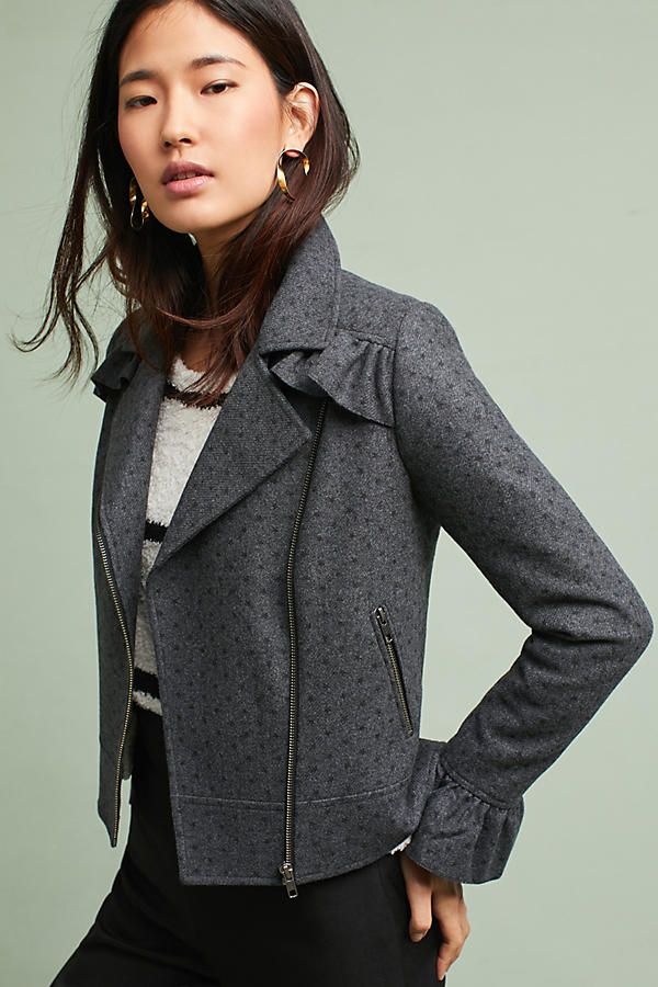 Freya Ruffled Jacket