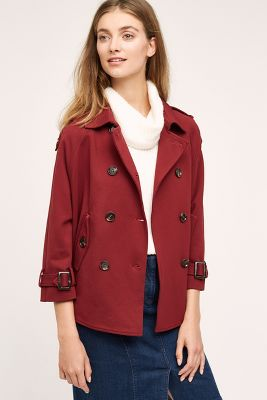 Cropped Swing Trench