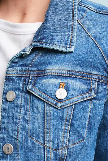 Pilcro Farrah Denim Jacket