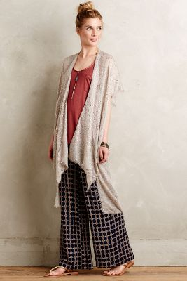 Shimmered Esterel Kimono