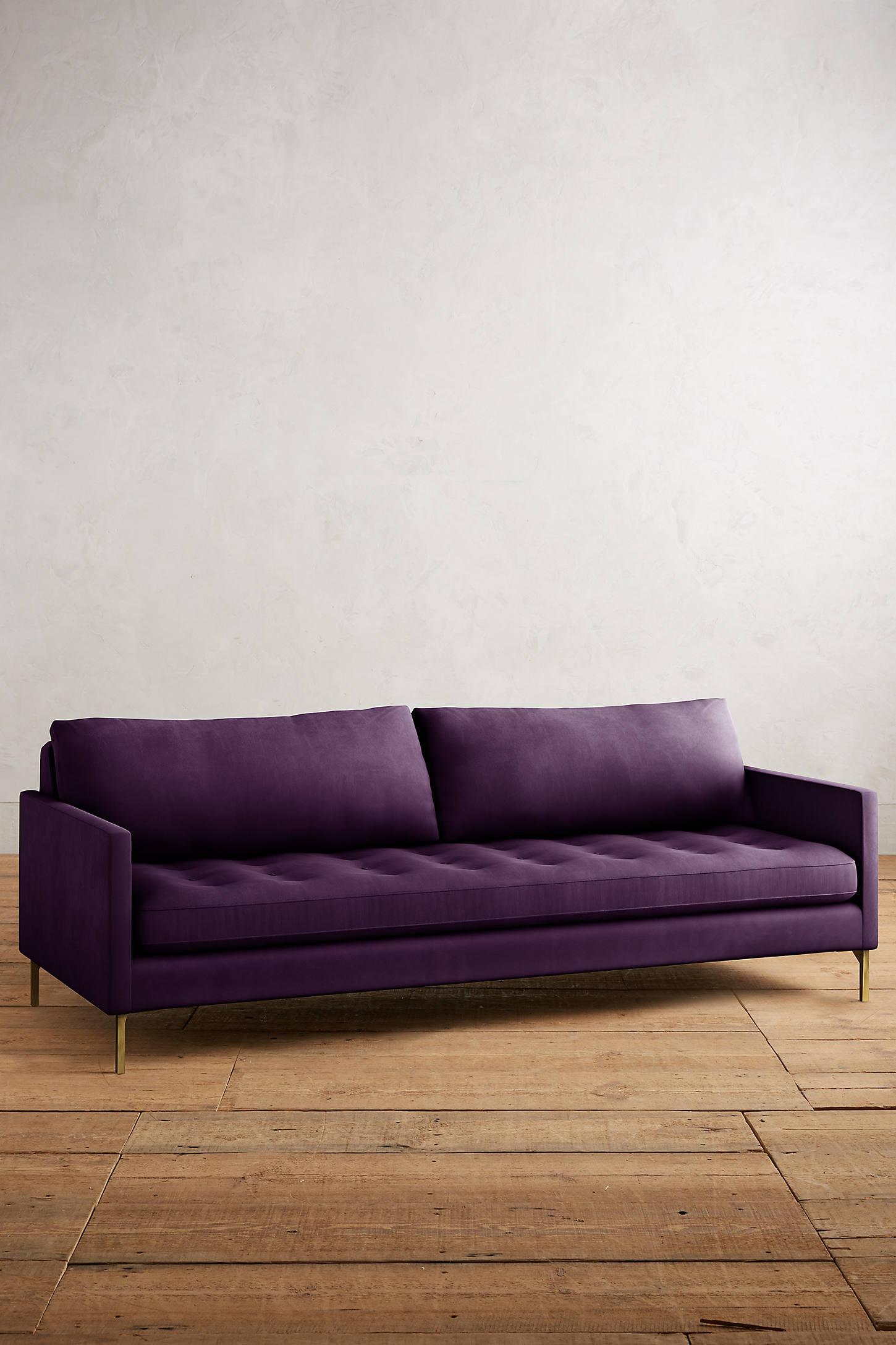 Velvet Angelina Sofa
