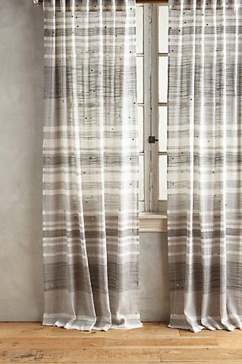 Cabana Sequined Curtain
