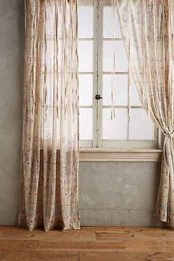 Florilla Curtain