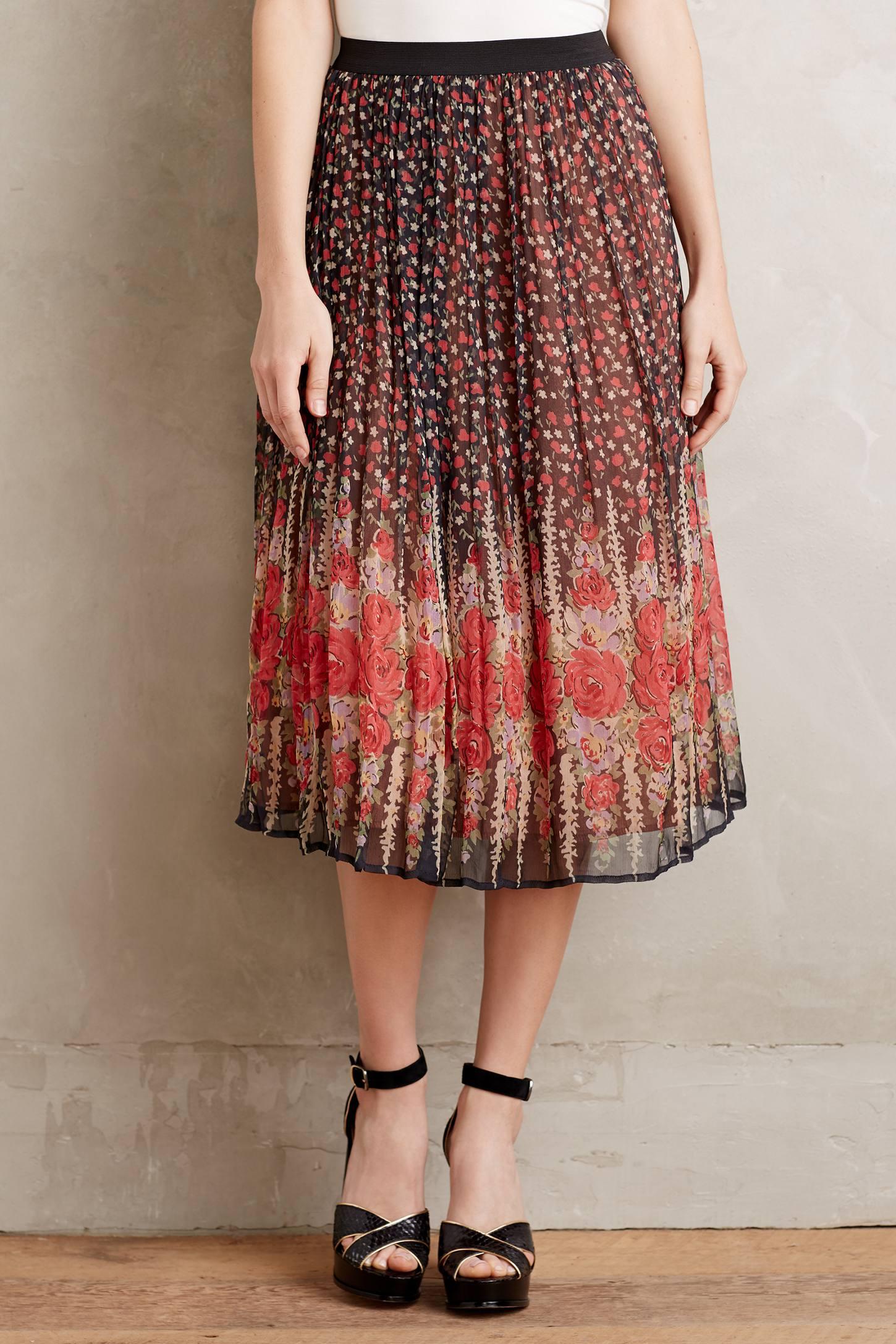 Aniene Midi Skirt