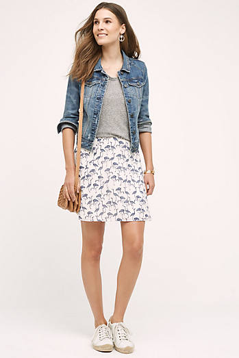 Flamant Skirt