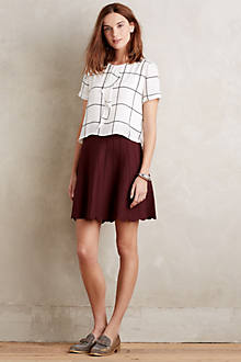 Carmenere Sweater Skirt