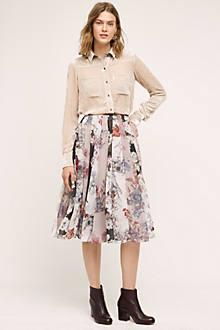 Flowerful Skirt