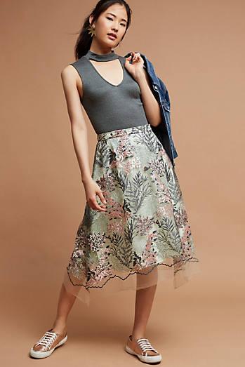 Lafayette Garden Skirt