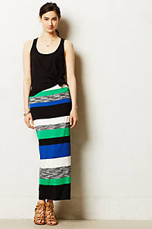 Color Theory Maxi Skirt
