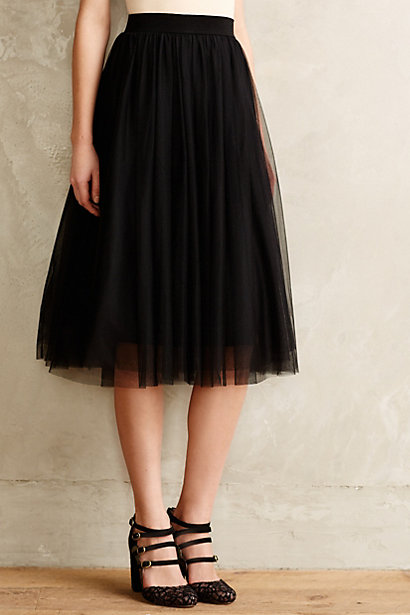 Anthropologie, black, holiday