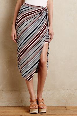 Viedma Wrap Skirt