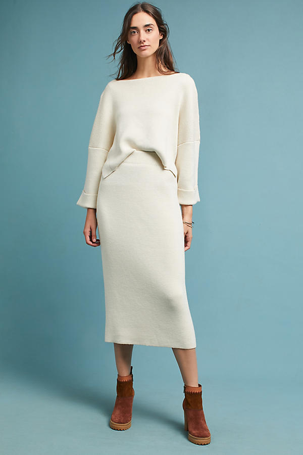 Mara Hoffman Structured Skirt