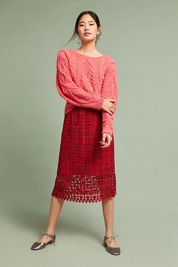 Maya Cutout Skirt
