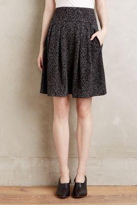 Benson Knit Skirt