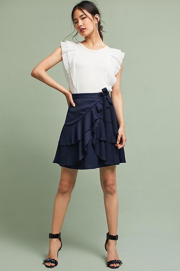 Gossamer Mini Skirt