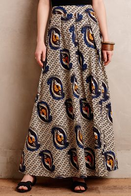 Maaike Maxi Skirt