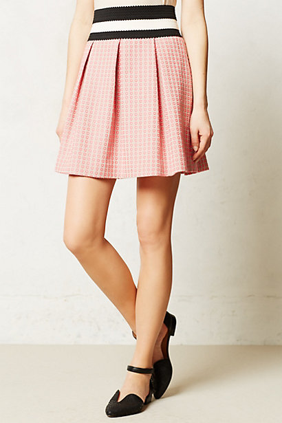 Sale alerts for Anthropologie Ballad Swing Skirt - Covvet