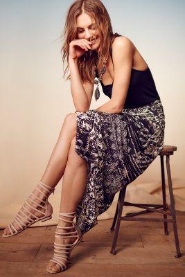 Melo Maxi Skirt