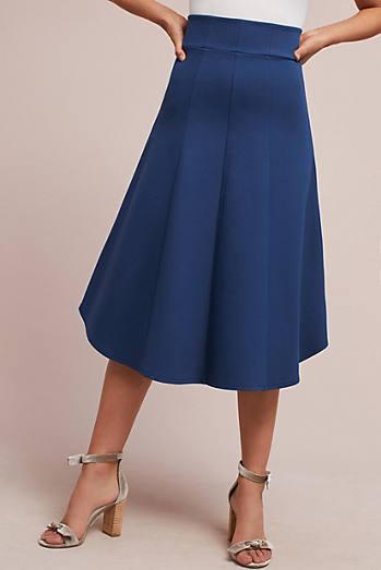 Ponte Knit Skirt