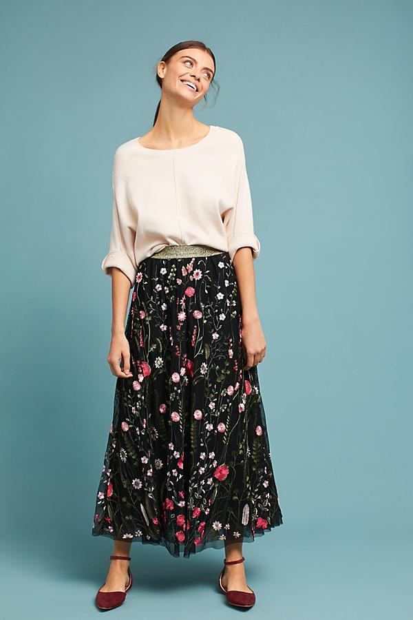 Coralie Tulle Skirt