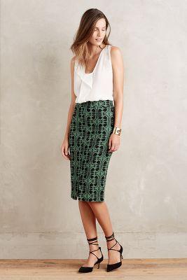 Marala Knit Skirt