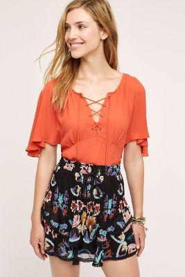 Featherflora Skirt