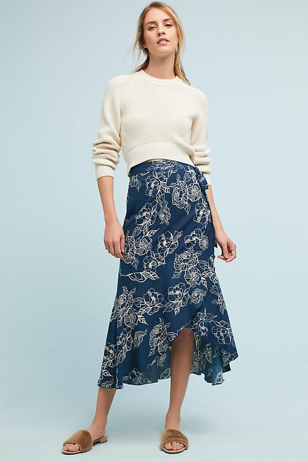 Lea Wrap Skirt