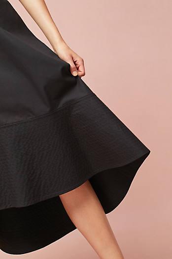 Prose & Poetry Romina Structured Midi Skirt