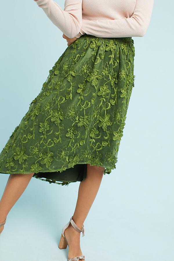 Lisanna Floral Skirt