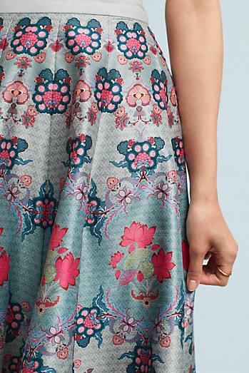 Saanvi Floral Skirt