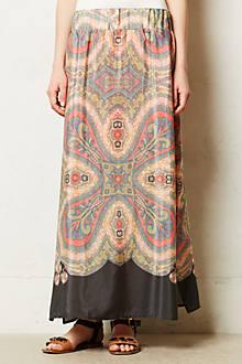 Palme Maxi Skirt