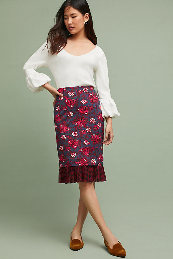 Nico Pencil Skirt