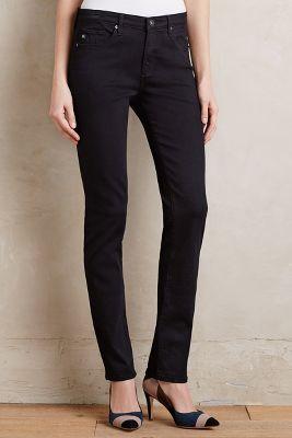AG Stevie Mid-Rise Jeans