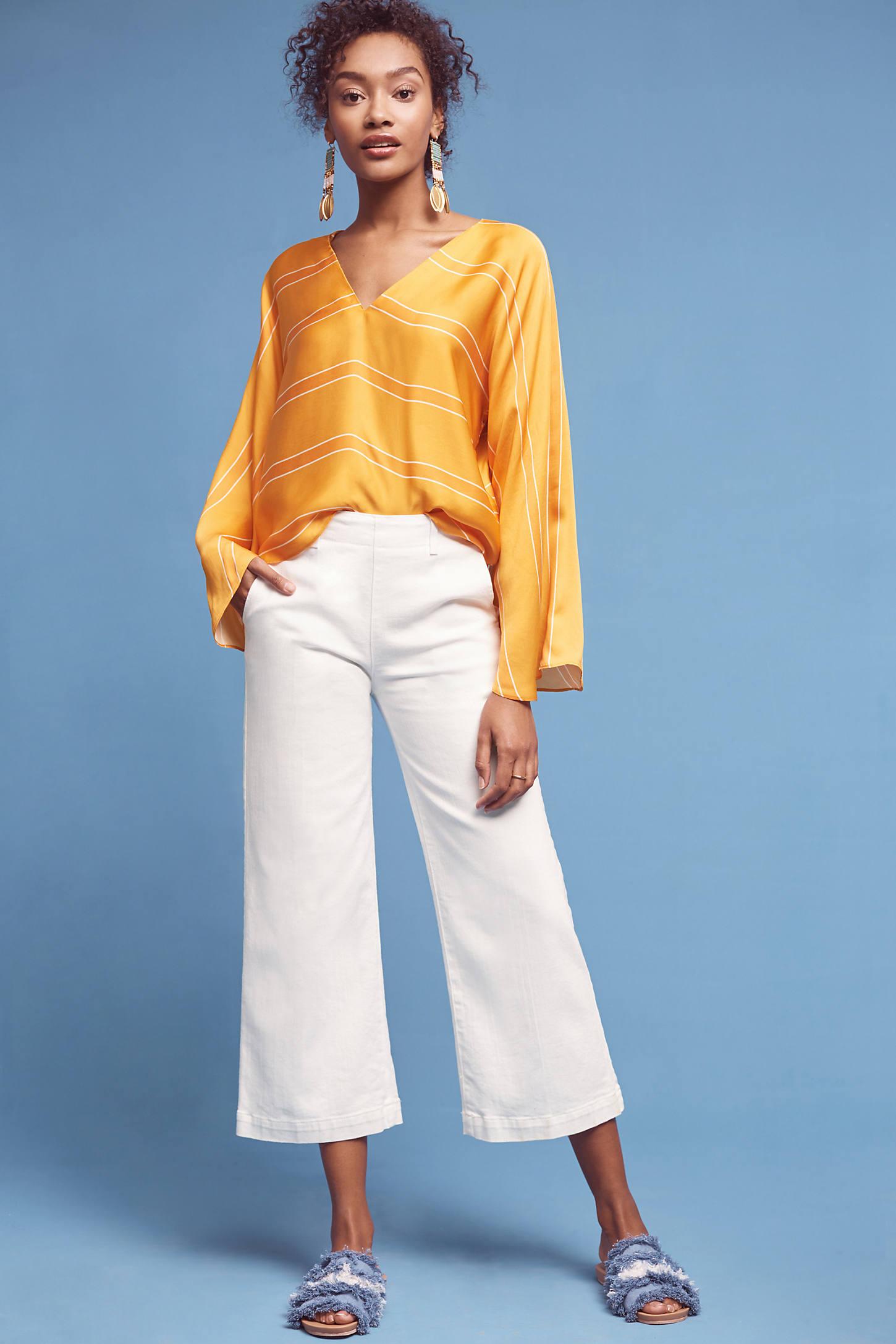 AG Juliette Mid-Rise Trouser Jeans