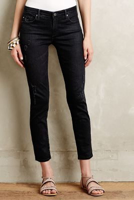 AG Stevie Ankle Jeans